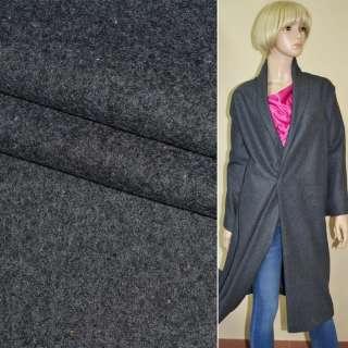 Тканина костюмна сіра ш.158
