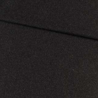 Кашемир костюмный серый темный с серыми узелками, ш.150