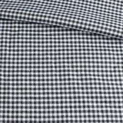 Шотландка черно-белая ш.145