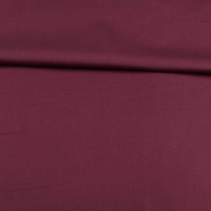 Коттон вишневый темный, ш.140