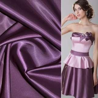 коттон-атлас, фиолетовый ш.150