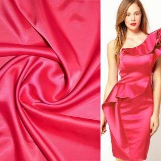 Коттон-атлас ярко-розовый ш.150