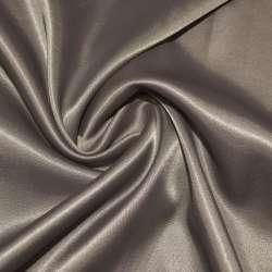 Коттон-атлас серый ш.150