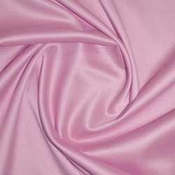 Коттон-атлас розовый, ш.150