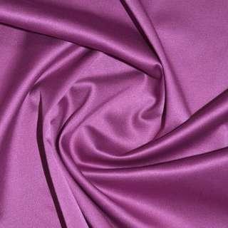 Коттон-атлас сиренево-розовый, ш.150