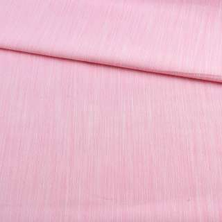 Коттон стрейч розовый, ш.150