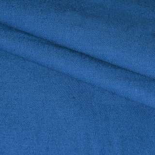 коттон стр. светло-синий однотон. ш.130
