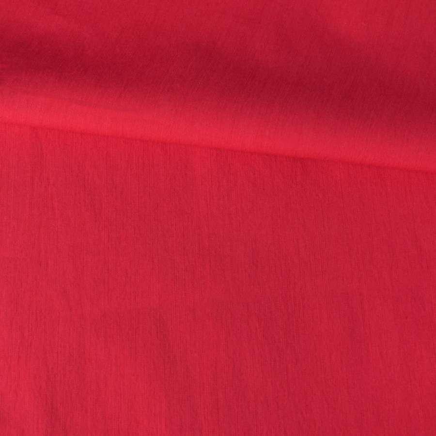 Коттон стрейч красный, ш.155
