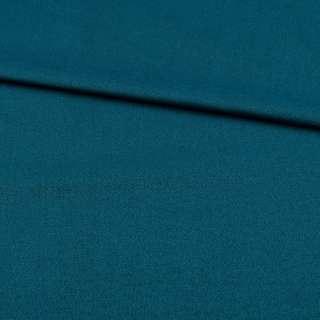 коттон стрейч. костюм. морской волны ш.150