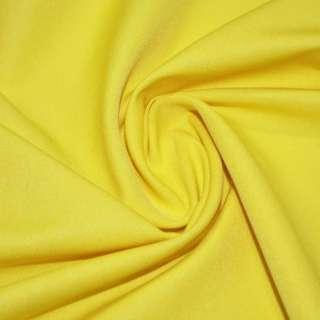 коттон стрейч. костюм. желтый ш.150