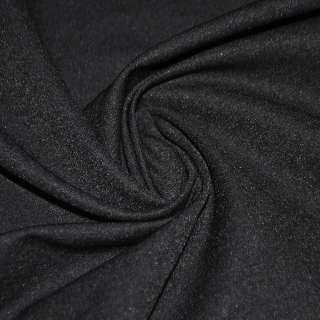 коттон костюм. стрейч. черный ш.150