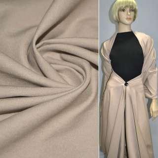 коттон костюм. стрейч. песочный ш.150
