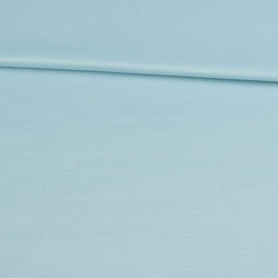 Коттон с отливом бирюзовый светлый, ш.150