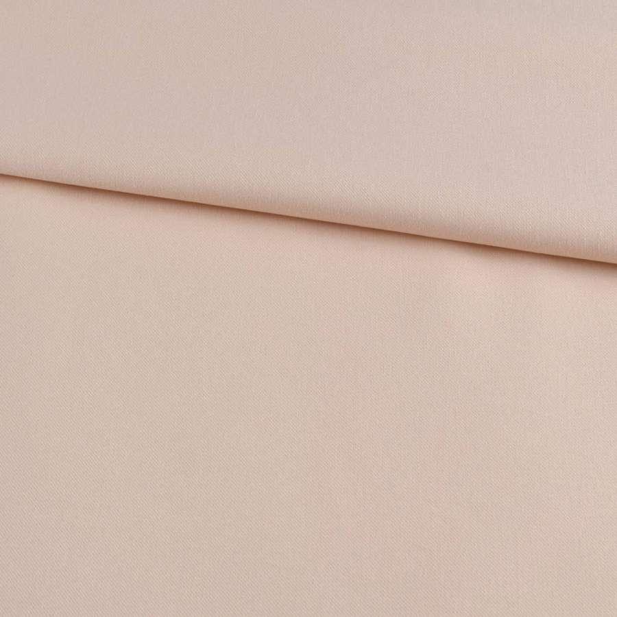 Коттон стрейч бежевый светлый, ш.150