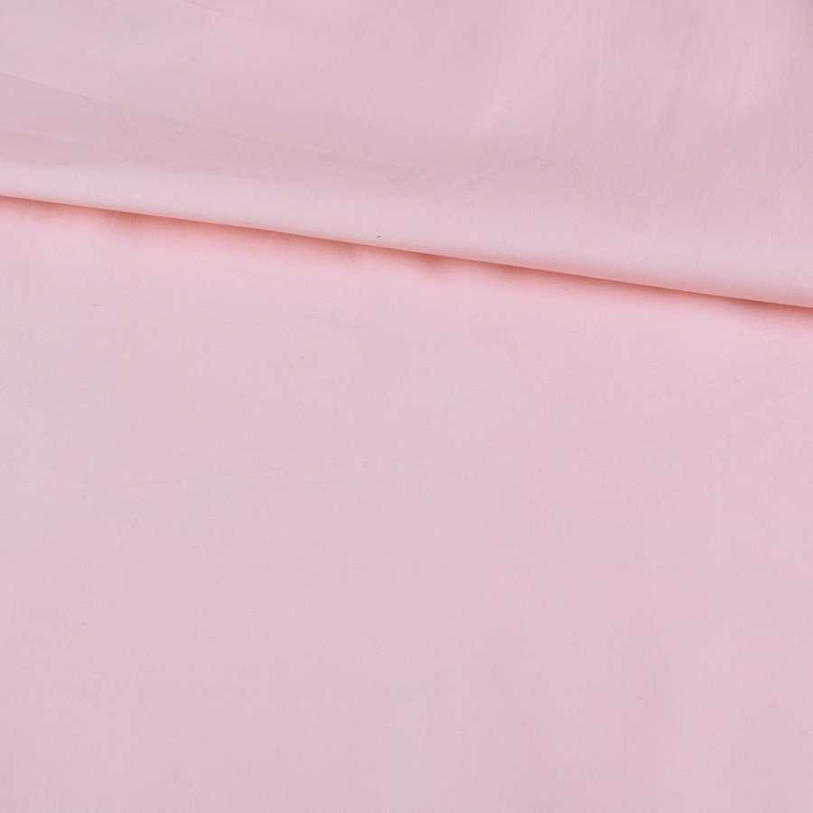 Коттон стрейч чайная роза светлая, ш.135