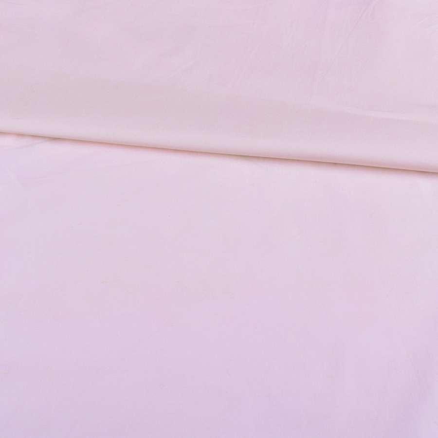 Коттон стрейч розовый светлый, ш.135