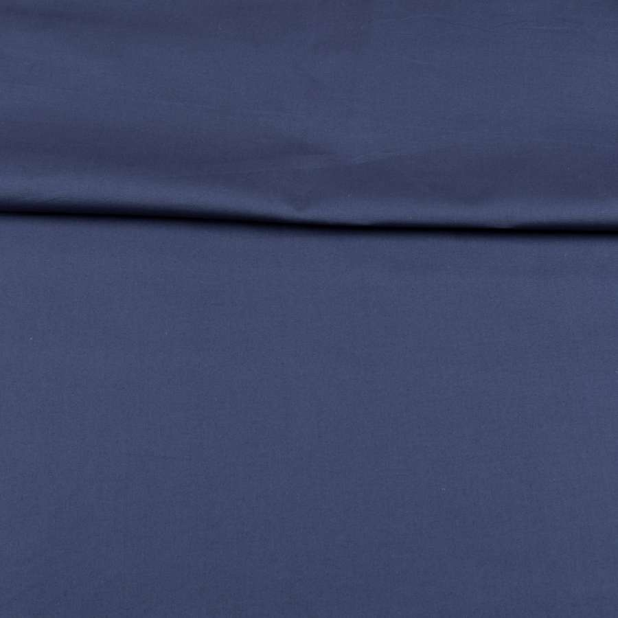 Коттон стрейч синий, ш.142