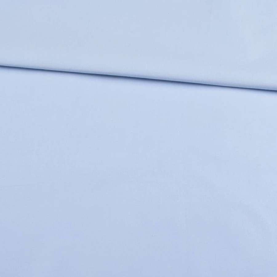 Коттон голубой светлый, ш.150