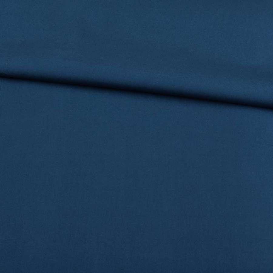 Коттон синий, ш.150