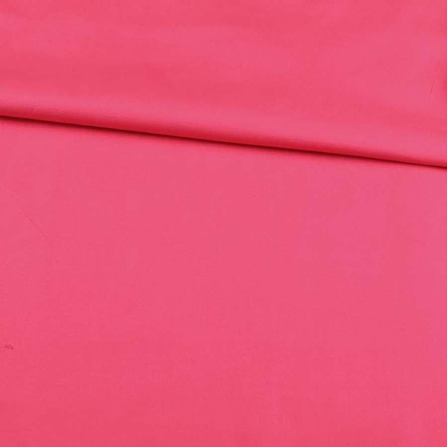 Коттон розовый темный, ш.145