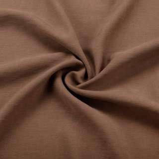 Коттон коричневый ш.150