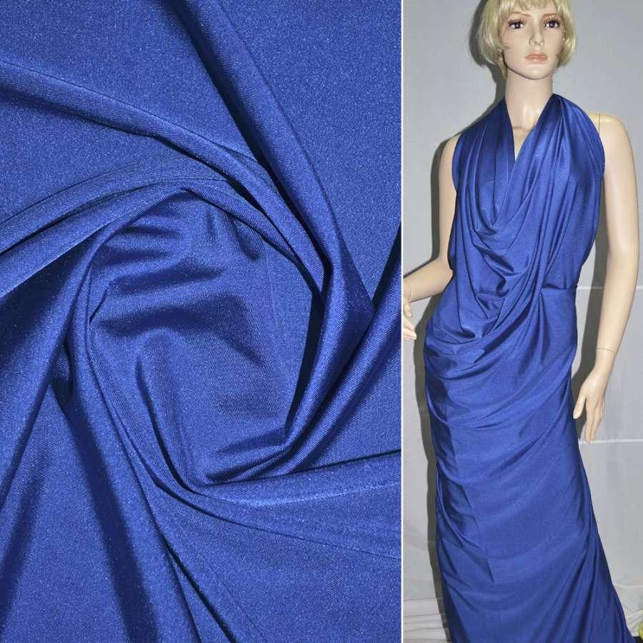 Лайкра синяя ш.160