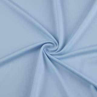 Микролайкра голубая ш.165