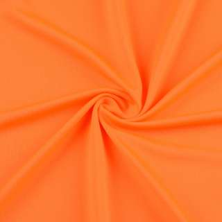 Микролайкра оранжевая неон ш.166