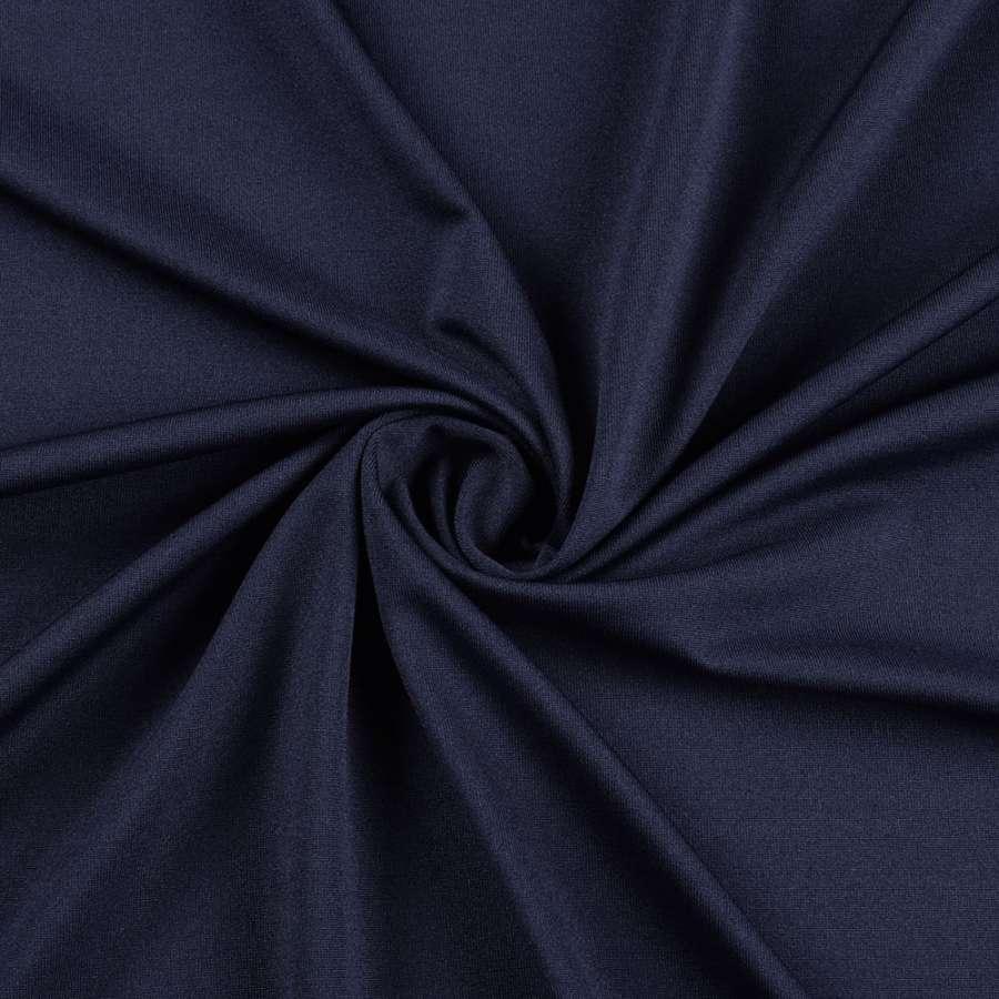 Микролайкра темно-синяя ш.162
