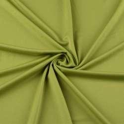 Микролайкра яблочно-зеленая ш.160