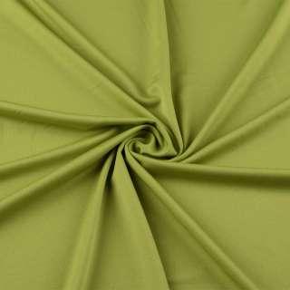 Микролайкра яблочно зеленая ш.160