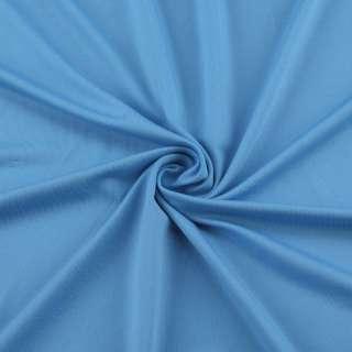 Микролайкра голубая ш.160