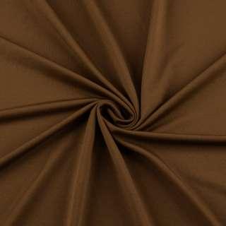 Микролайкра светло коричневая ш.160