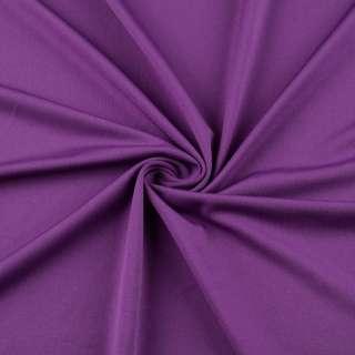 Микролайкра фиолетово темно фиолетовый ан. ш.160