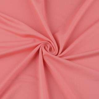 Микролайкра кораллово розовая ш.160