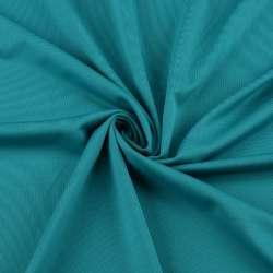 Микролайкра сине-зеленая ш.164