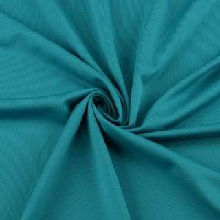 Микролайкра сине зеленая ш.164
