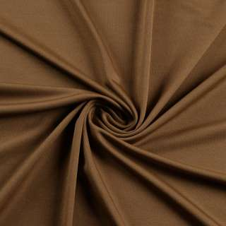 Микролайкра коричневая ш.165