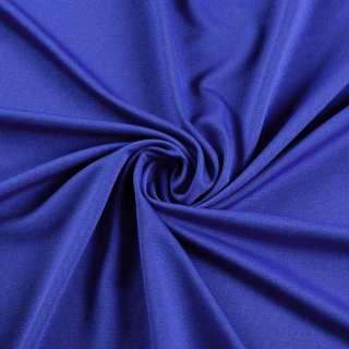 Лайкра тонка синя ультрамарин, ш.165