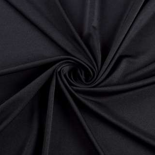 Лайкра тонка чорна, ш.165
