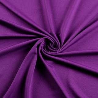 Лайкра тонка фіолетова, ш.160