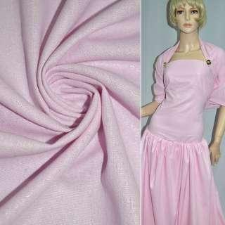 Льон яскраво-рожевий з сріблястим напиленням