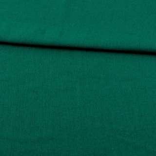 Лен зеленый изумрудный, ш.140