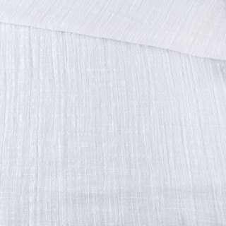 Льон-котон білий жатий, ш.135