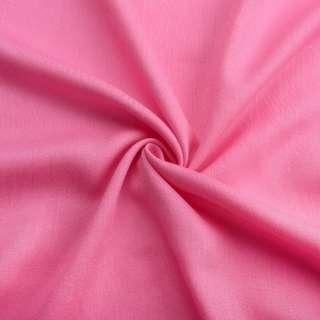Льон з віскозою рожевий ш.155