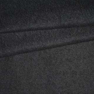 лоден черный с синим оттен. ш.150 см.