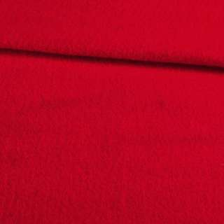Лоден мохер красный, ш.155