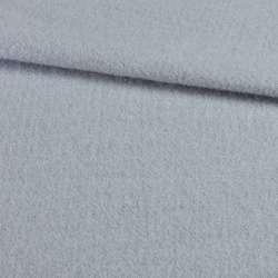 Лоден мохер серый светлый, ш.160