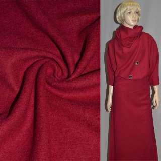 Лоден облегченный красный ш.150