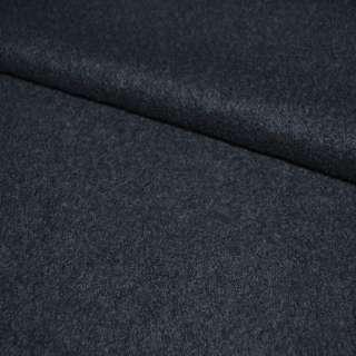 Лоден синий темный ш.150